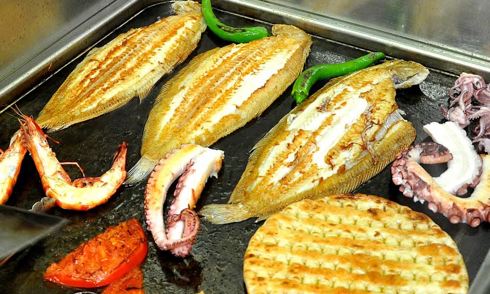 Papazofs-Fischrestaurant-Speisen 5