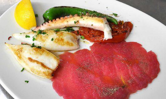 Papazofs-Fischrestaurant-Speisen 6